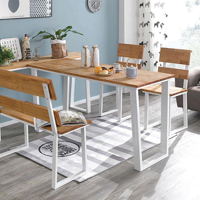 크루즈 테이블 900/1200(화이트엘다)