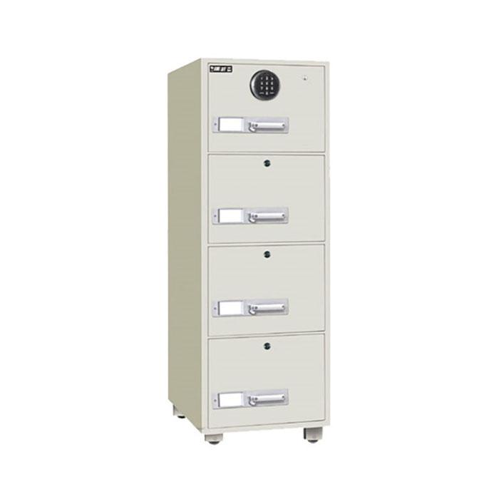 DSF680-4E 내화 파일링 캐비넷 (디지털/다이얼락)