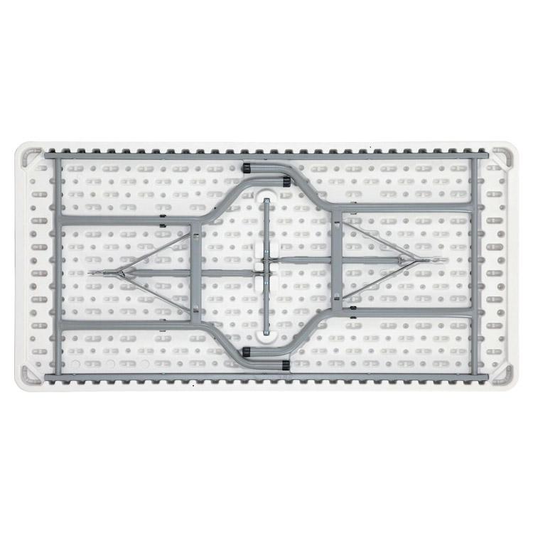 GAT-B50 브로몰딩 철재 테이블 (플라스틱) 접이식
