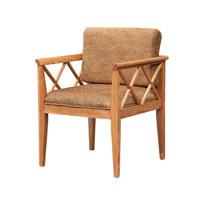GH 더블엑스(1인)/업소용 소파 의자 1인 목재 인테리어 쇼파 체어