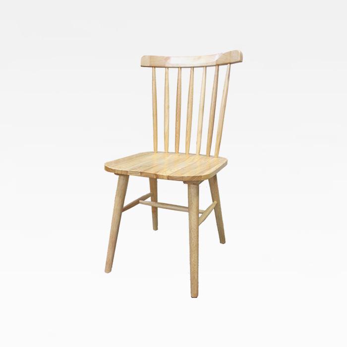 GHW-072 고무목 의자