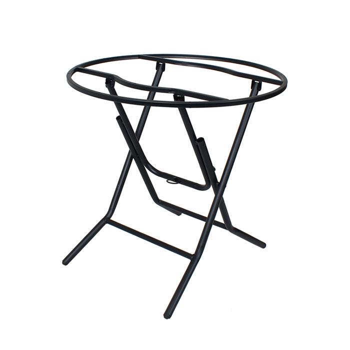 테이블다리 GH 블랙 접다리