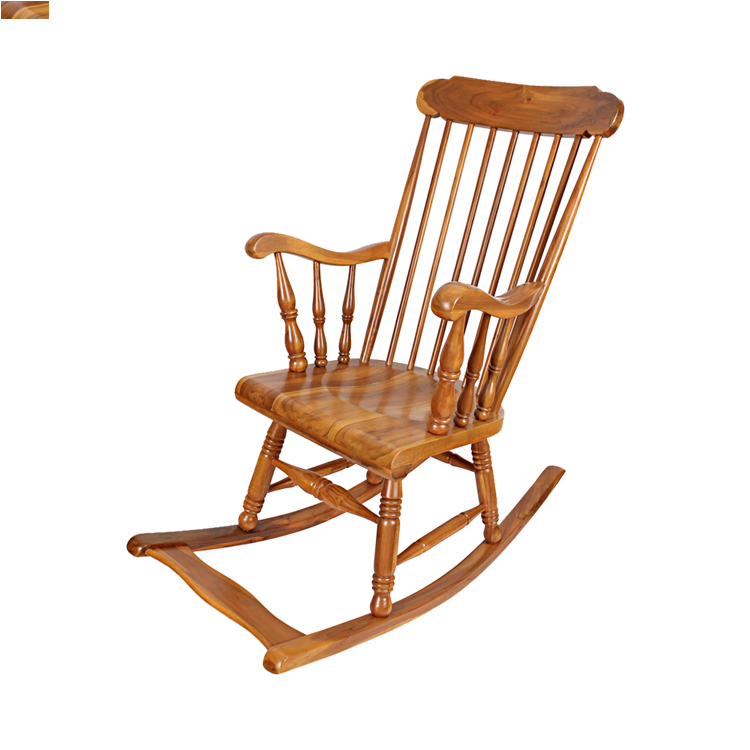 GH 흔들의자/인테리어 원목의자 목재체어 스윙체어