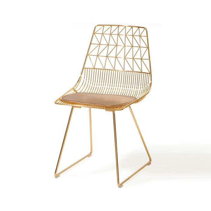 GK 코러스골드/인테리어 식탁 의자 디자인 카페 체어
