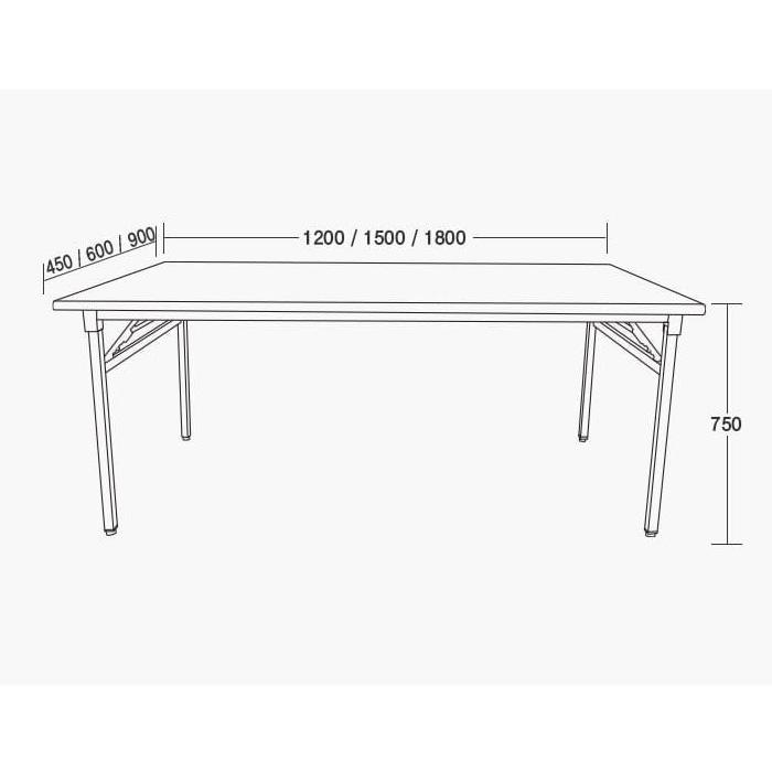 HL-502 접이식 테이블