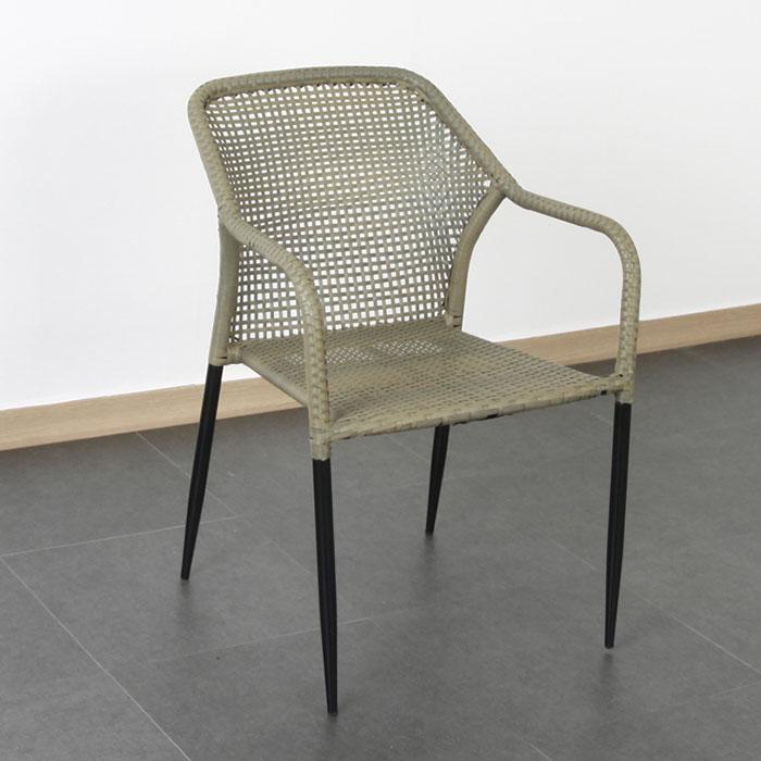 HPR-821/라탄 의자 야외 인테리어 카페 테라스 체어