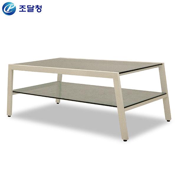 유리소파테이블 HRT-029/사무용 좌탁 유리 쇼파 탁자