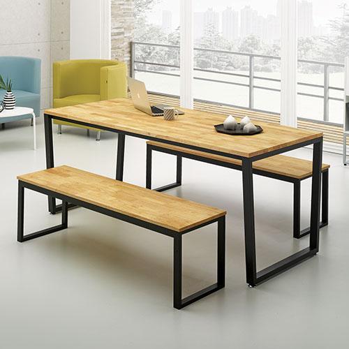회의용테이블 HRT-029/고무나무/사무용 사무실 OA 책상