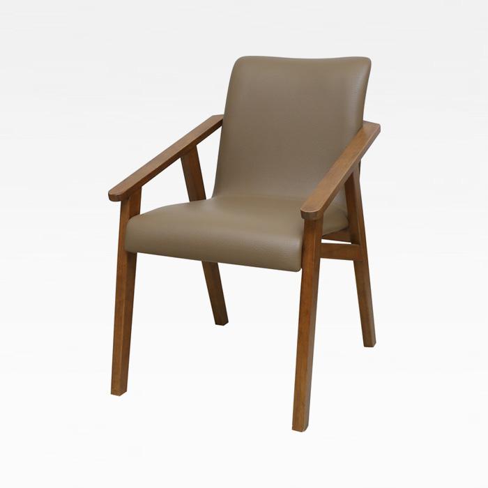 HUW 에이비 고무목의자