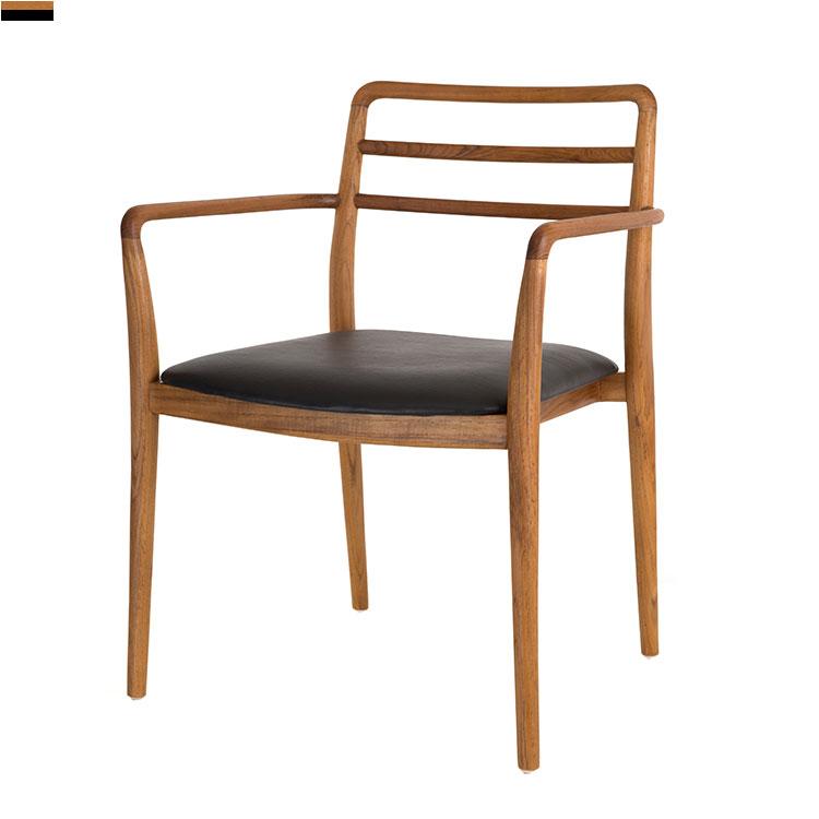 HV 모노암/인테리어 원목 식탁 의자 카페 디자인 체어
