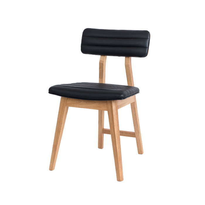HV 노르딕/인테리어 원목 식탁 의자 카페 디자인 체어