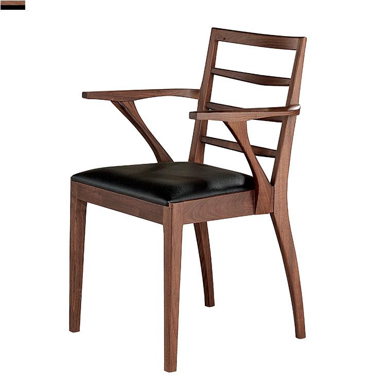 HV 알토암북미/인테리어 원목 식탁 의자 카페 디자인 체어