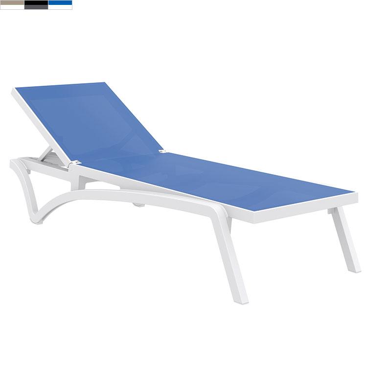 HV 선베드/야외용 비치 해변 의자 썬베드