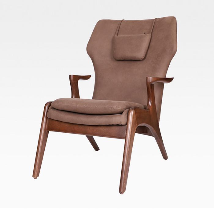 HWF 드레곤/원목 인테리어 소파 의자 쇼파 카페 암체어