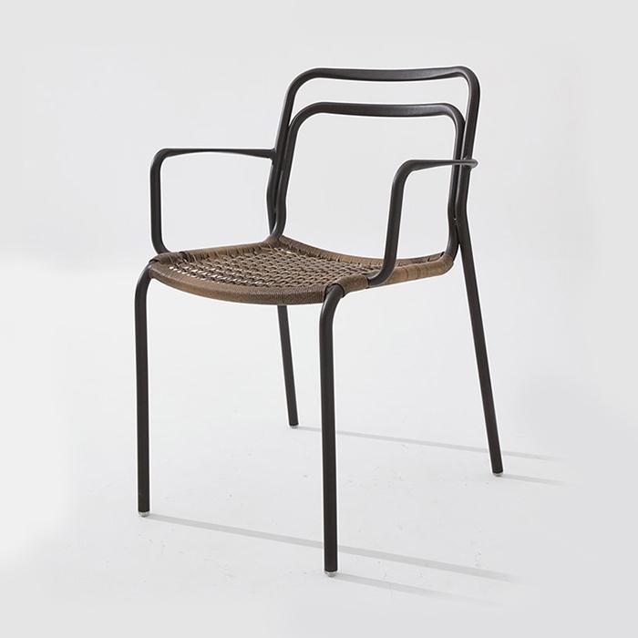 IGA-101/스태킹 의자 디자인 업소용 식탁 카페 체어