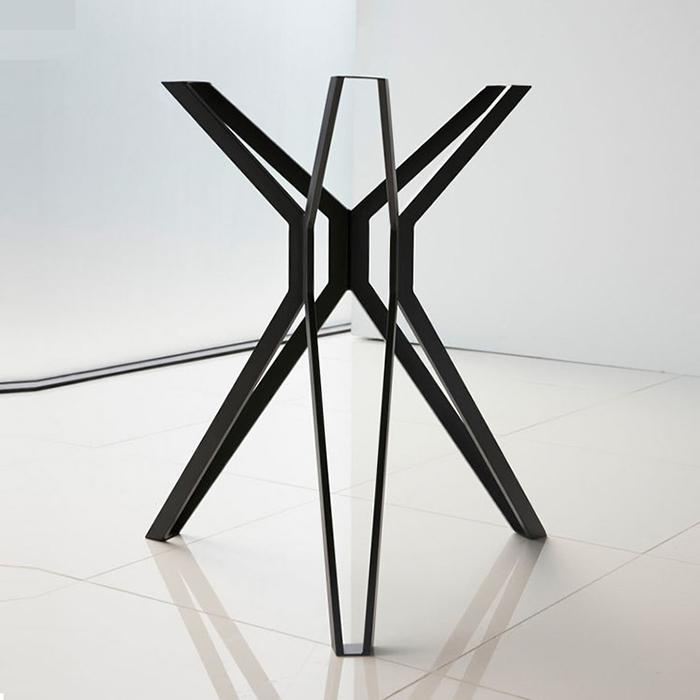 IGT-027 테이블 디자인 다리 철재 하부