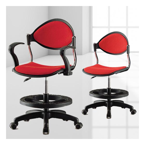 LB 챔프D/제도용 작업용 연구실 실험실 다용도 의자