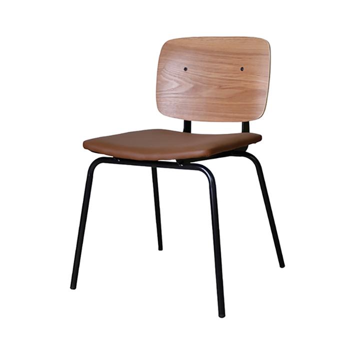 MC 부엉이/인테리어 디자인 식탁 의자 철재 카페 체어
