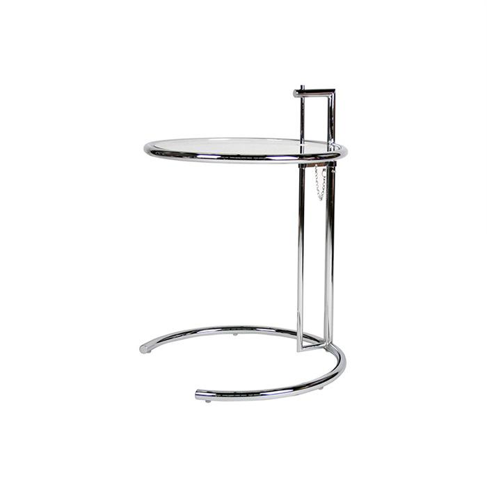 MCT 트윈 유리 사이드 테이블