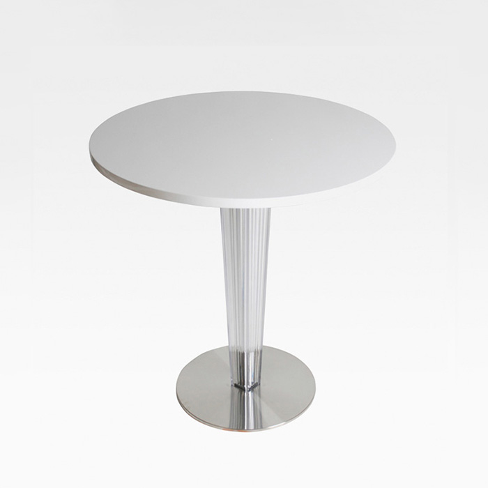 MCT 글라스 스테인리스 테이블