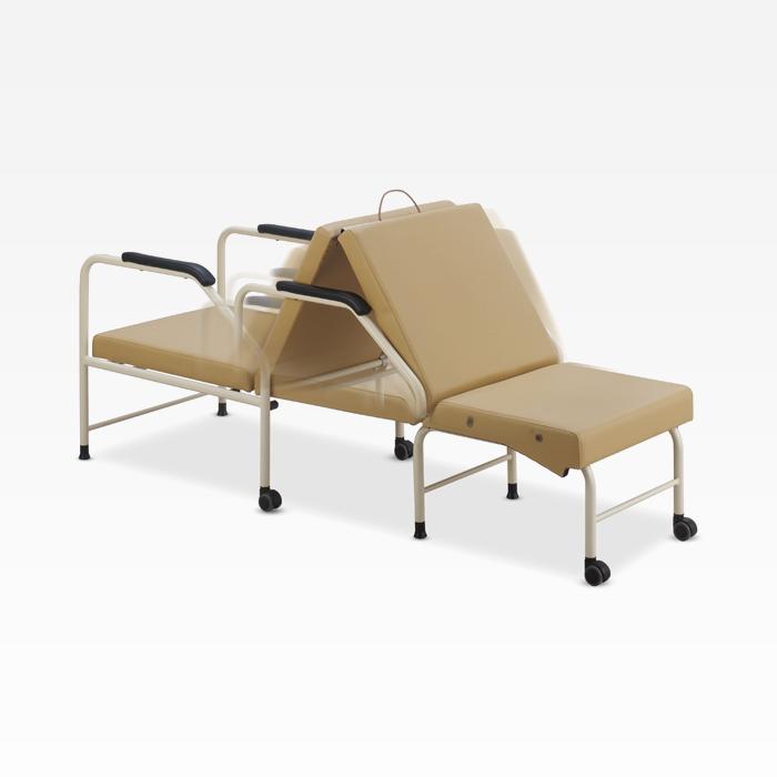 NC-TSC 189-4 보호자용 침대 접이식