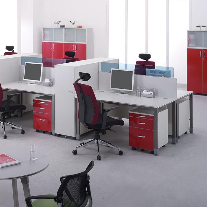 믹스 일자형 책상 D800 수입