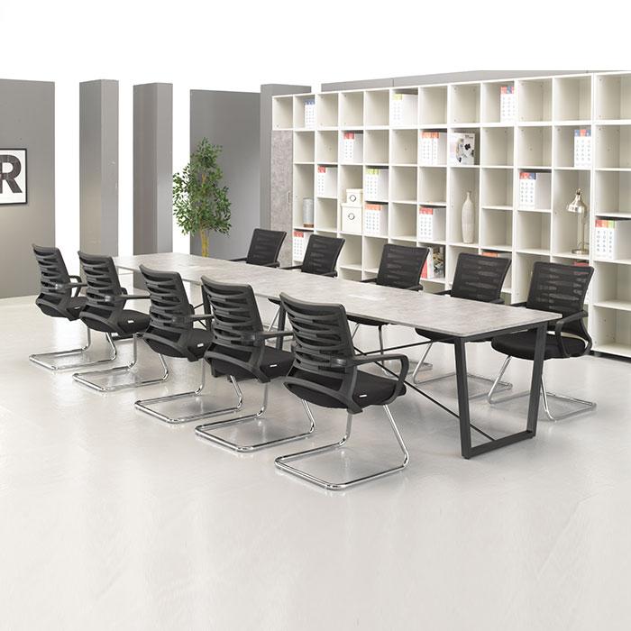 멜론 사각 회의용 테이블 국산