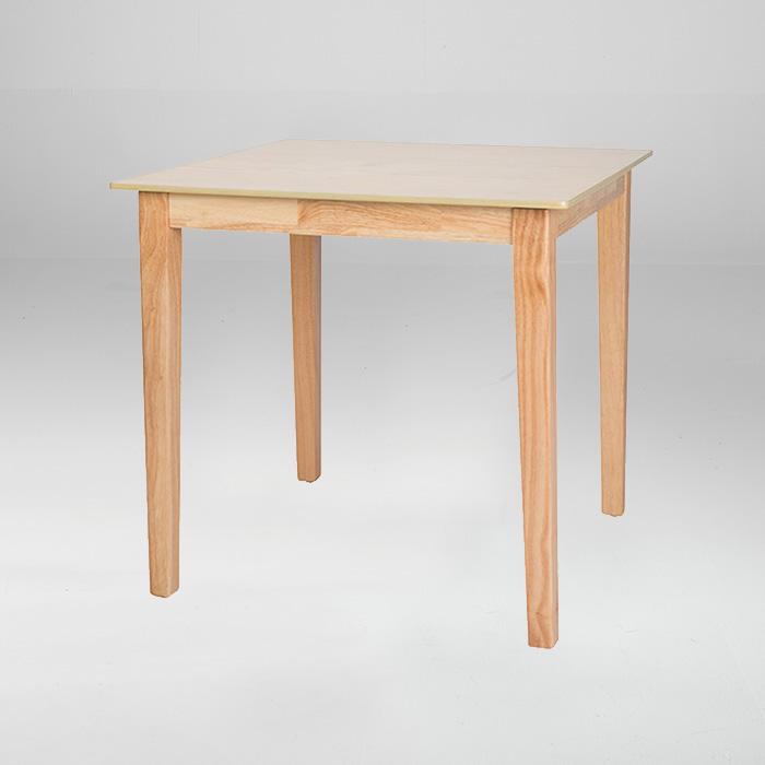 NIT-7002(2인)/ 테이블 목재 목제 식탁 카페 식당용