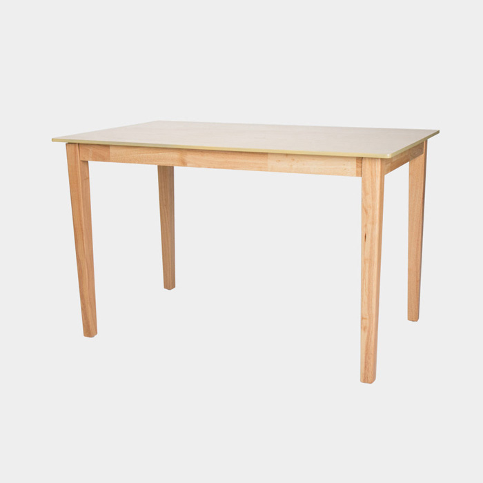NIT-7002(4인)/테이블 목재 목제 식탁 카페 식당