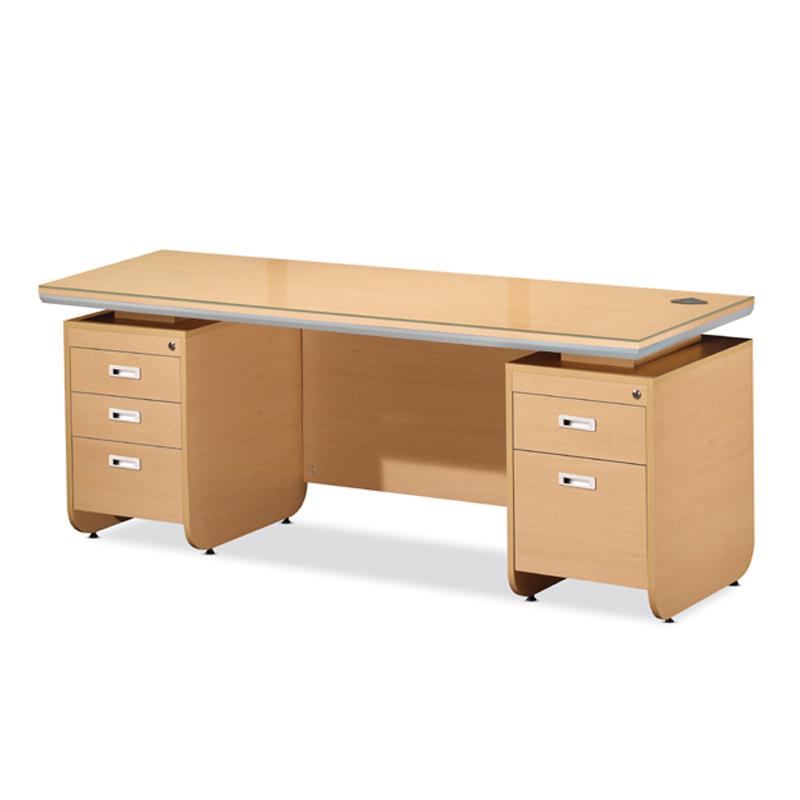 양수 책상 CMDG 유리/사무용 컴퓨터 서재 사무실 가구