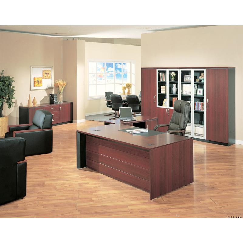 젠트라 중역 책상/ 사무용 컴퓨터 사무실 서재 가구