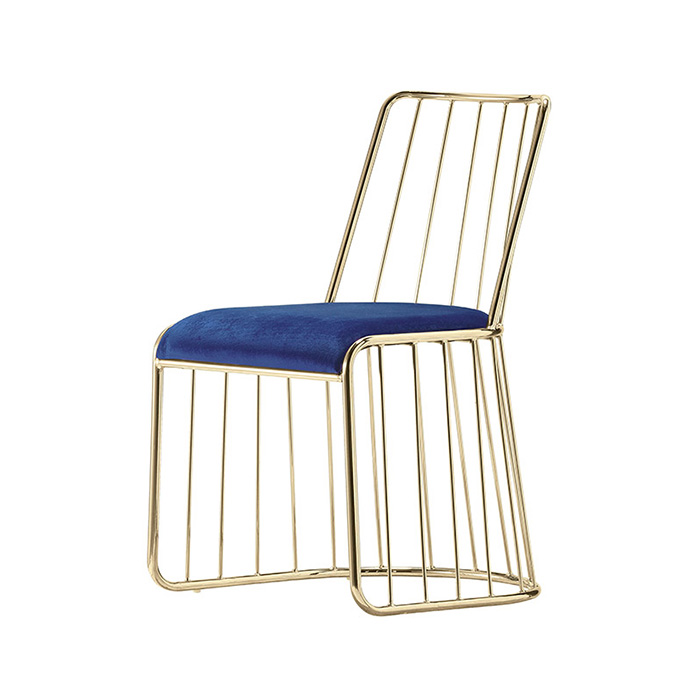OE 버드/인테리어 카페 골드 디자인 체어 식탁 의자