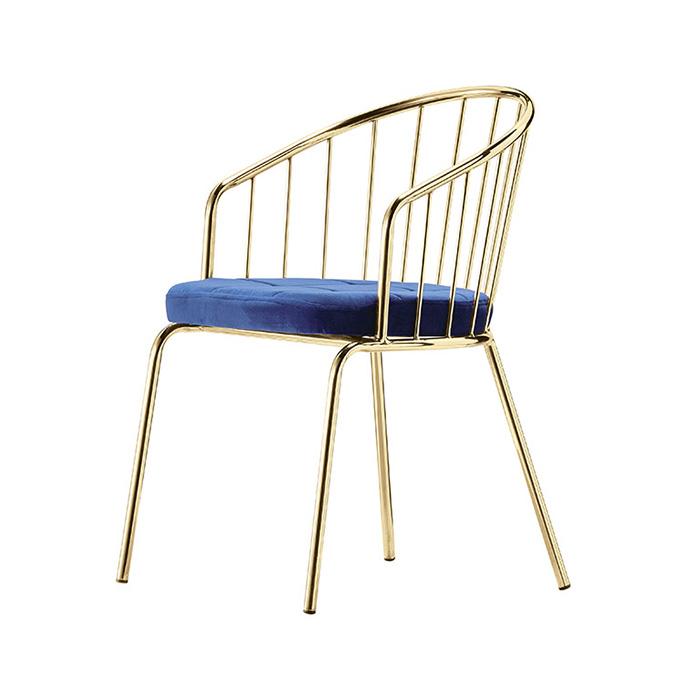 OE 체스/인테리어 카페 골드 디자인 체어 식탁 의자