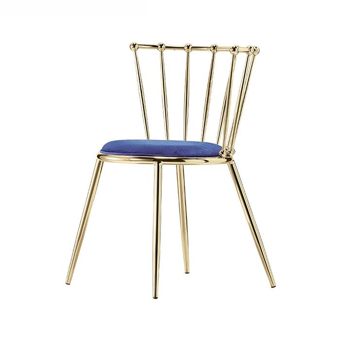 OE 펠리스/인테리어 카페 골드 디자인 체어 식탁 의자