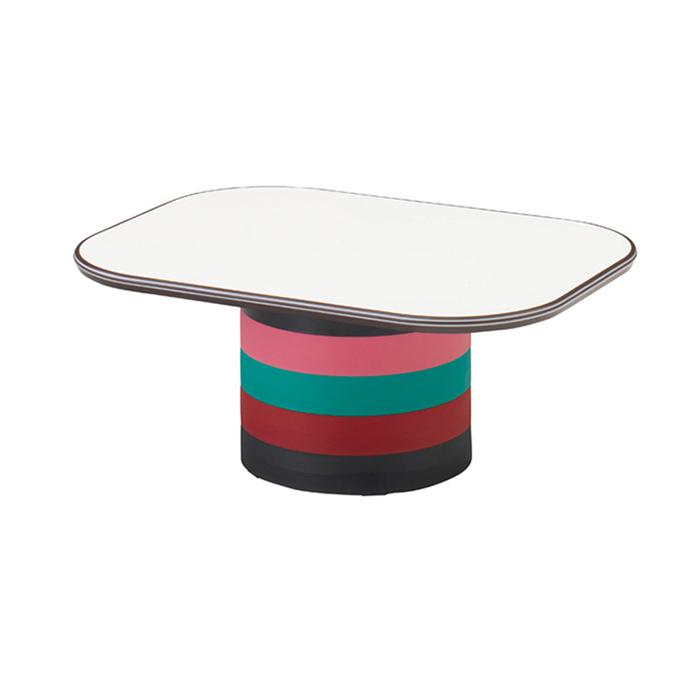 수납형 테이블 레인보우 (좌식)