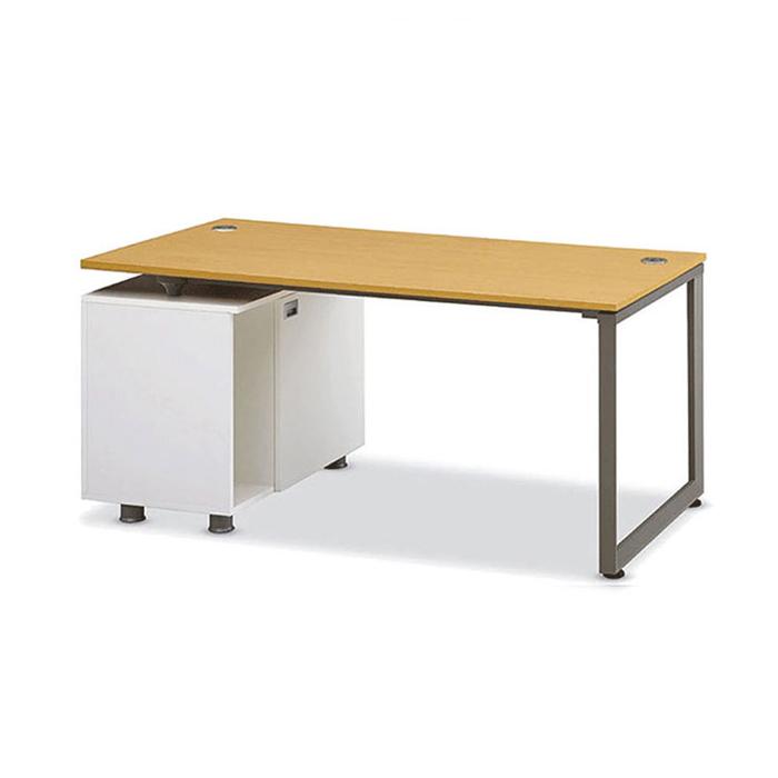 AMD-114 수납형 책상/ 사무용 컴퓨터 수납장 가구