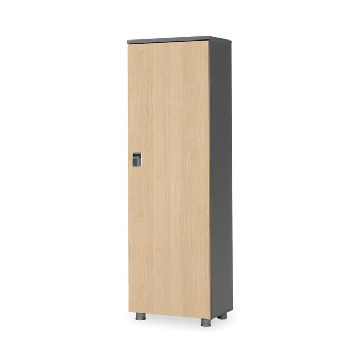 리베라 5단 단문옷장(전자키)/사무용 사무실 캐비닛