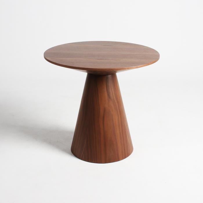 OHT-705 천연무늬목 테이블 H550