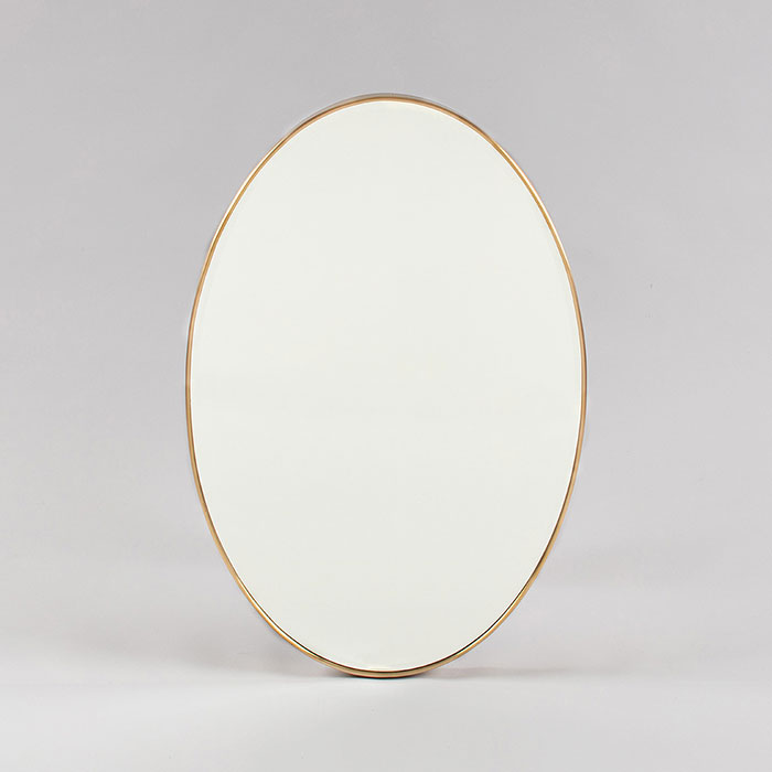 OIY-1405 골드 스테인리스 거울