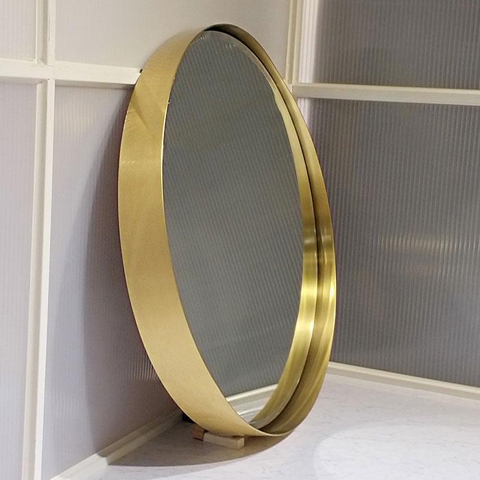 OIY-1407 골드 스테인리스 거울