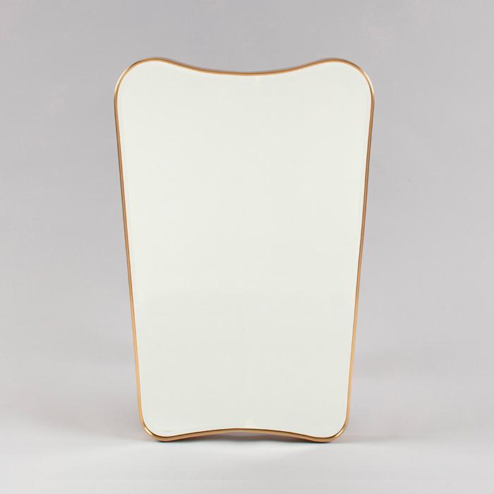 OIY-1404 골드 스테인리스 거울