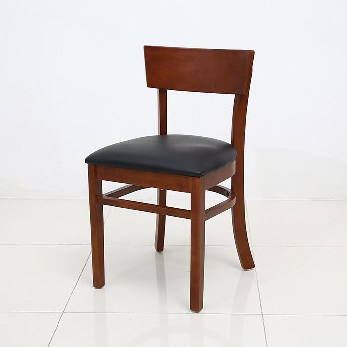 OPW 호빗/원목 식탁 의자 카페 목재 체어
