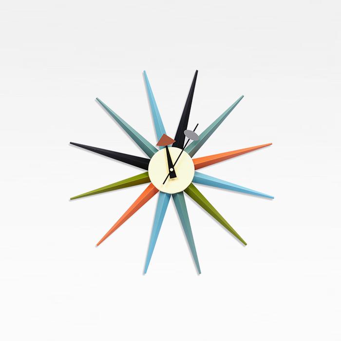 인테리어시계 PA 레인보우클락