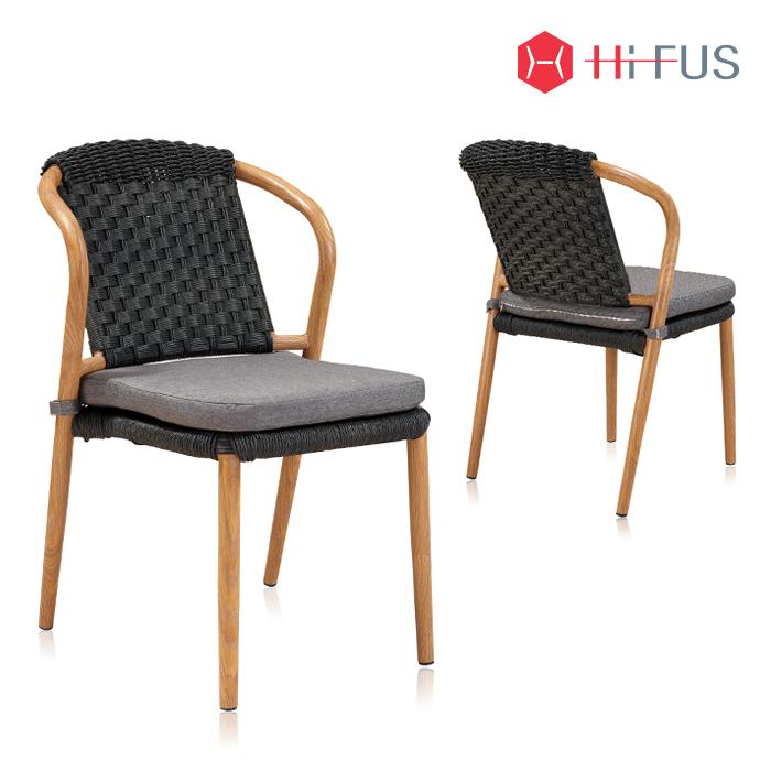 밀키 라탄 의자(HFC-4825)