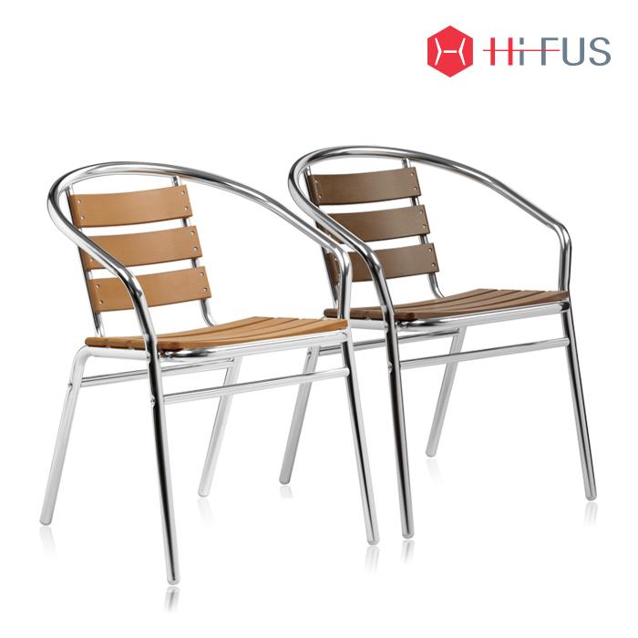 로시카 싱글라인 알루미늄 의자(HFC-5637)