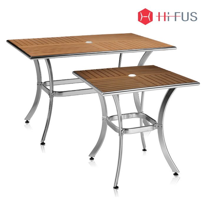 HFT-5624 후드 사각 테이블 시리즈