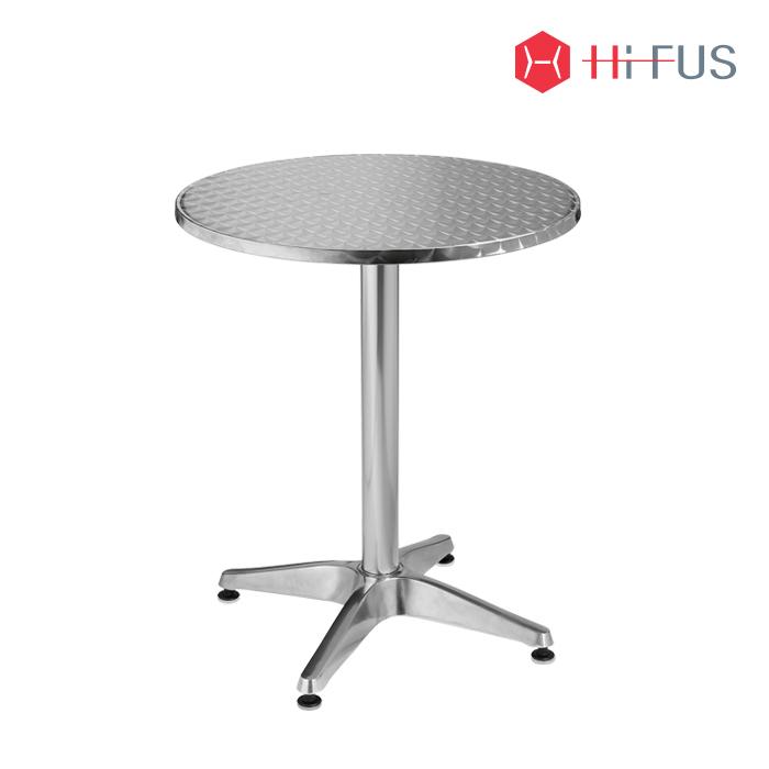 HFT-5667 베블 스텐 원형 테이블 시리즈