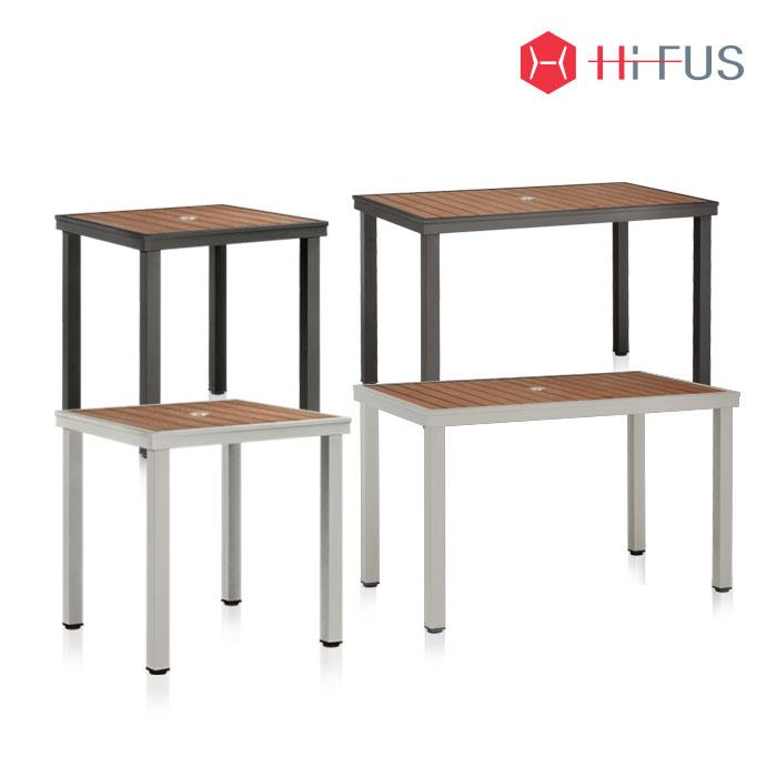 HFT-5724 라인 사각 테이블 시리즈