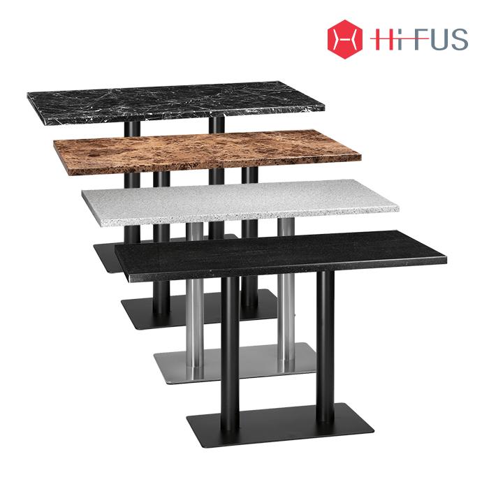 HFT-6012B,6012C,6012A,6012D 대리석 사각테이블 조합형