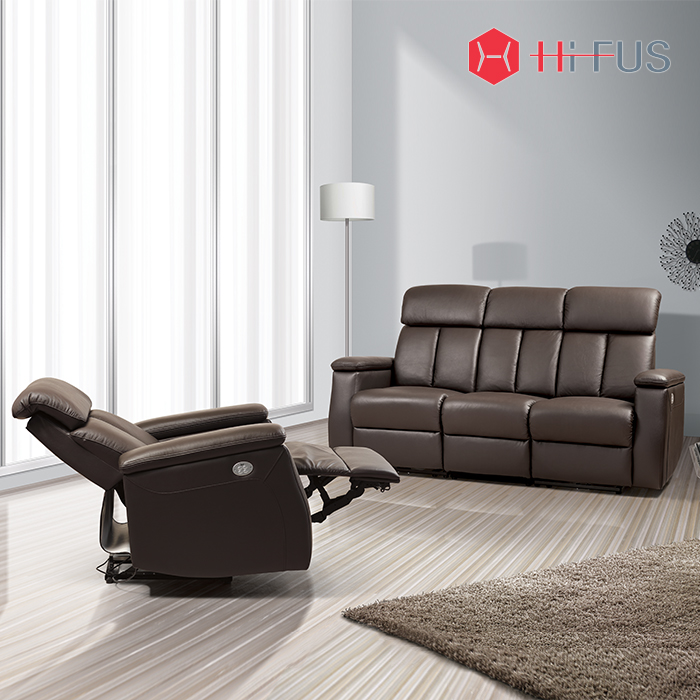 하이퍼스 SF-1383 듀오델라 리클라이너 소파 시리즈